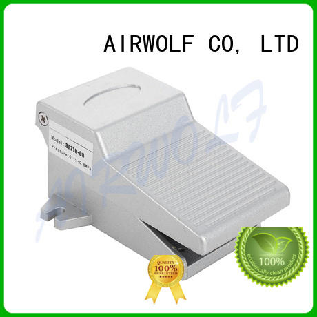 AIRWOLF green pneumatic push button valve pull wholesale