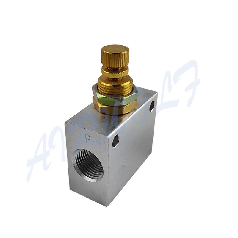 pneumatic push button valve custom at discount AIRWOLF-3