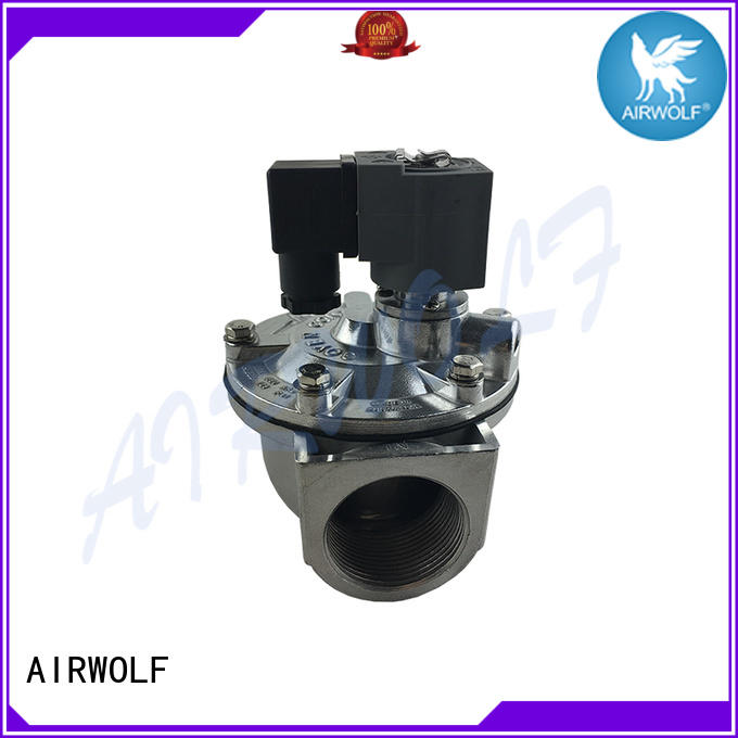 AIRWOLF submerged turbo pulse valves wholesale air pack installation