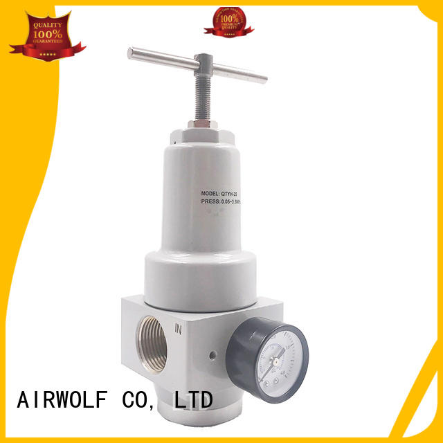 AIRWOLF high-quality filter regulator lubricator drain units