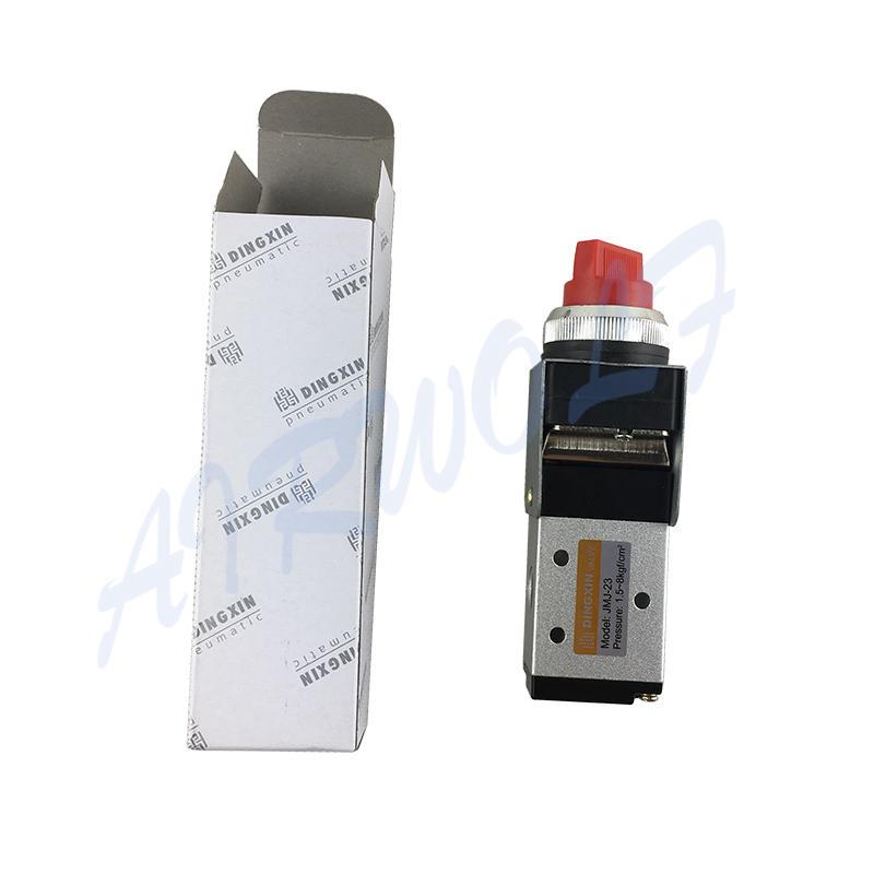 high quality push button pneumatic air valve return wholesale AIRWOLF-2