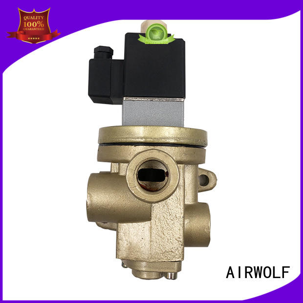 hot-sale pilot operated solenoid valve way adjustable system AIRWOLF