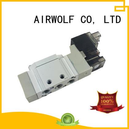 AIRWOLF wholesale solenoid valves operated liquid pipe