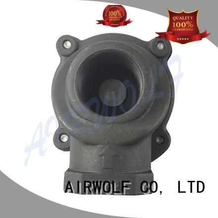 AIRWOLF aluminum alloy pulse jet solenoid valve cheap price dust blowout