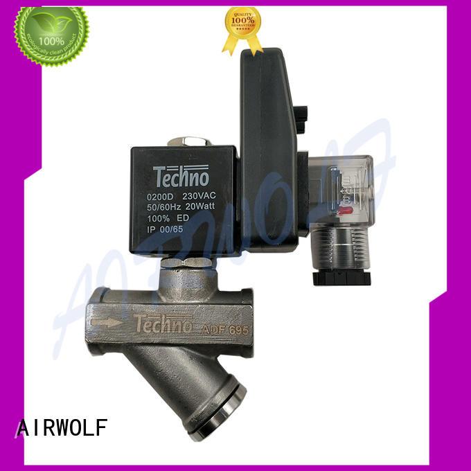AIRWOLF OEM solenoid water control valve pressure timer gas pipe