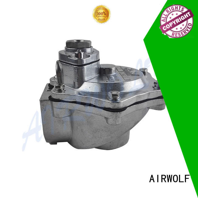 Quality AIRWOLF Brand double gas air pulse valve