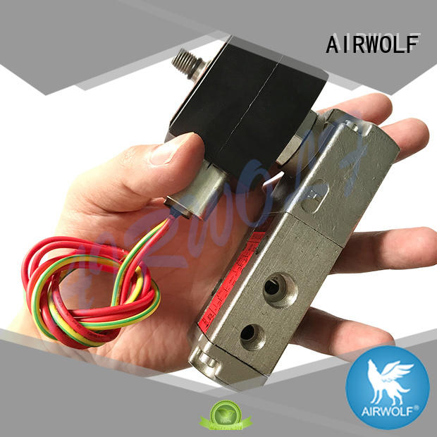 AIRWOLF on-sale single solenoid valve magnetic direction system