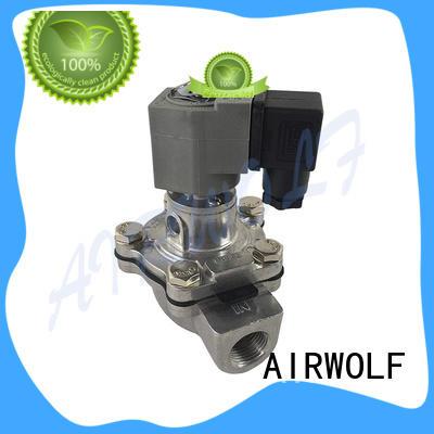 AIRWOLF remote valve pulse jet engine custom air pack installation