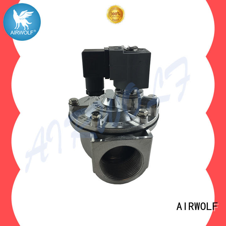 AIRWOLF fully pulse modulating valve custom for sale
