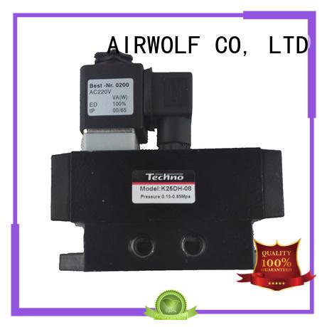 pneumatic solenoid valve hot-sale liquid pipe AIRWOLF