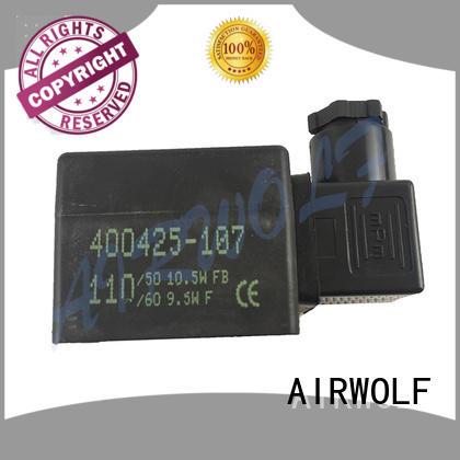 AIRWOLF Brand coil black diaphragm valve repair kit manufacture