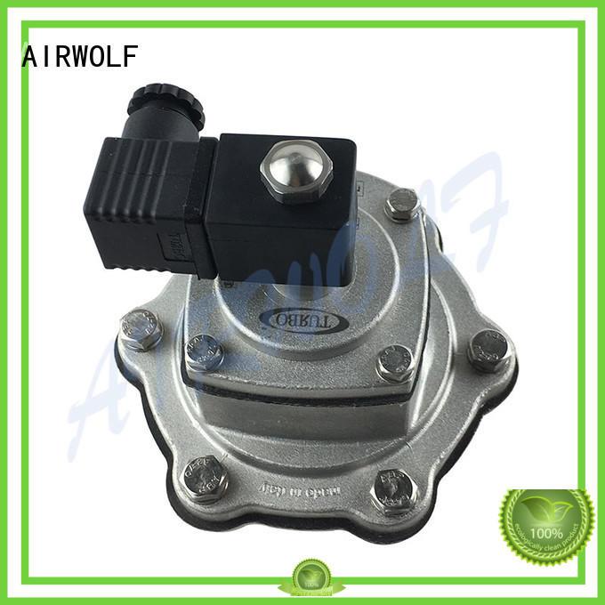 submerged pulse valve function aluminum alloy cheap price dust blowout