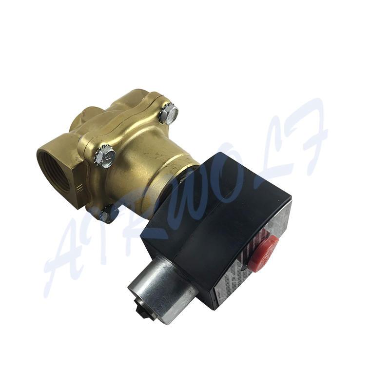AIRWOLF solenoid valves way water pipe-1