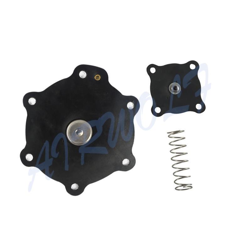 AIRWOLF turbo solenoid valve repair kit circle foundry  industry-3