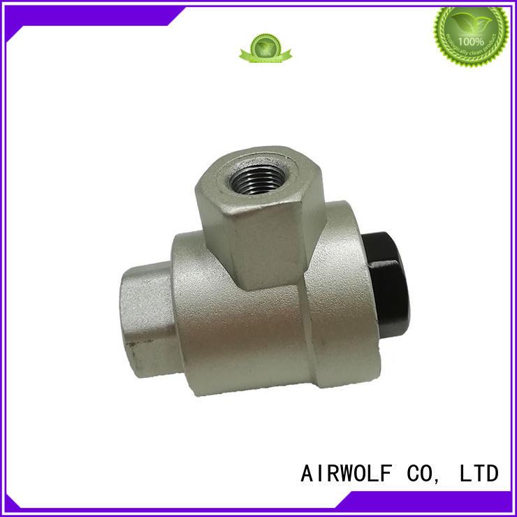 AIRWOLF popular pneumatic mechanical valve internal thread for CAB