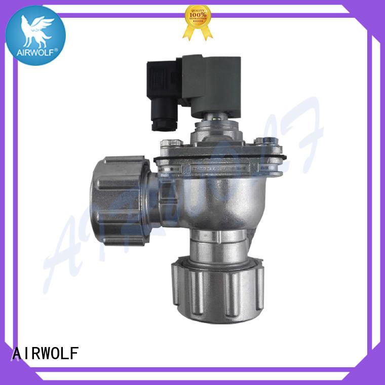 AIRWOLF aluminum alloy parker pulse valve cheap price dust blowout