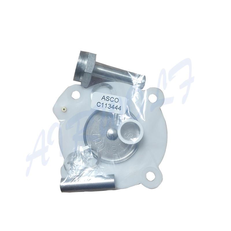 AIRWOLF hot-sale diaphragm valve repair Santoprene dyeing industry-3
