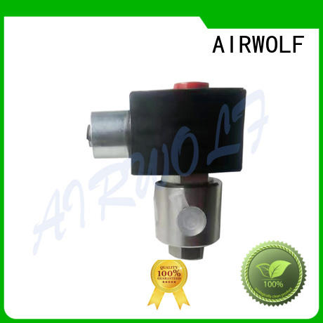 single solenoid valve high-quality water pipe AIRWOLF