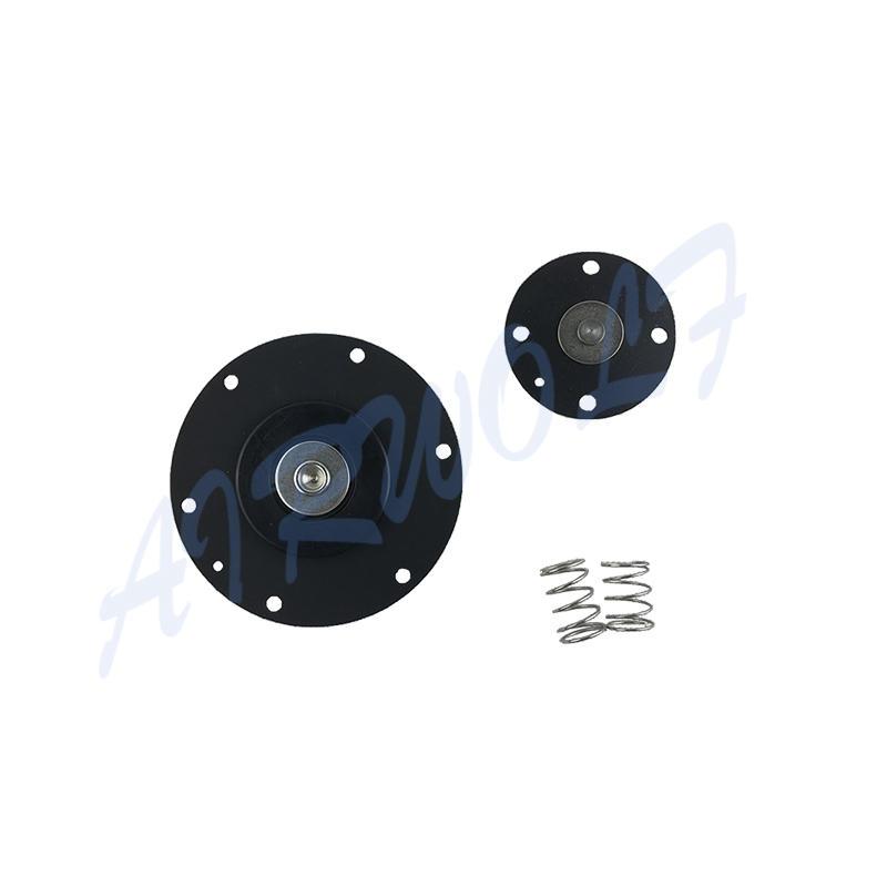 Double diaphragm pulse jet valve repair kit K4000 Nitrile / K4007 Viton for Goyen type CA40MM RCA40MM-2