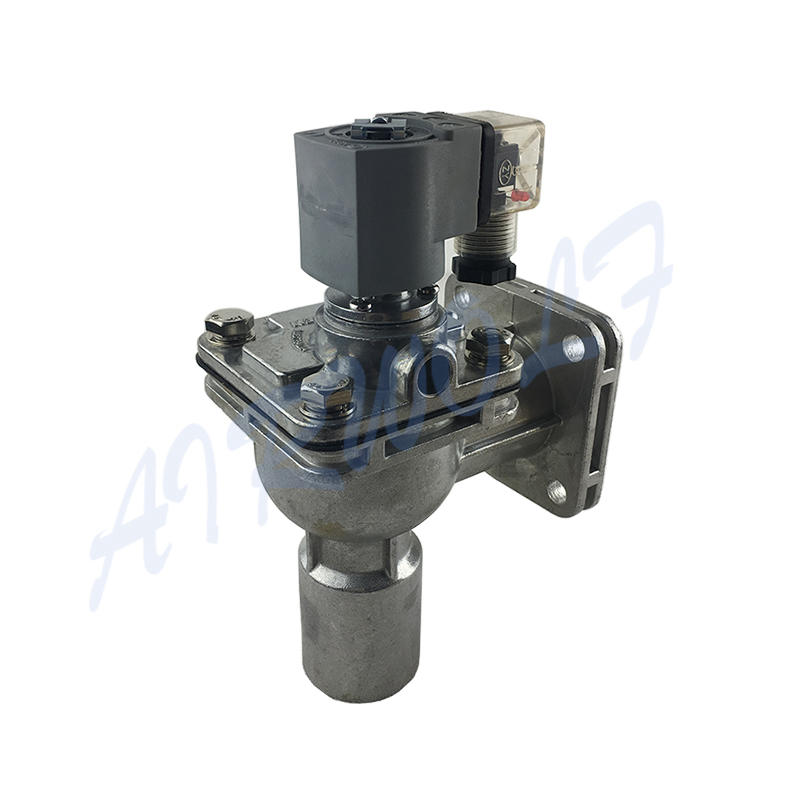 norgren series pulse valve aluminum alloy air pack installation AIRWOLF-2