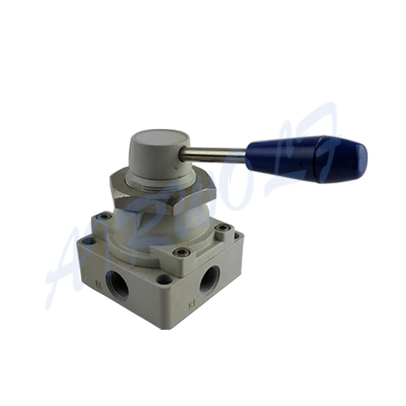 pp pneumatic manual valves cheapest price vertical wholesale-1
