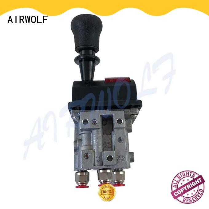 best-design tipping valve ring mechanical force AIRWOLF