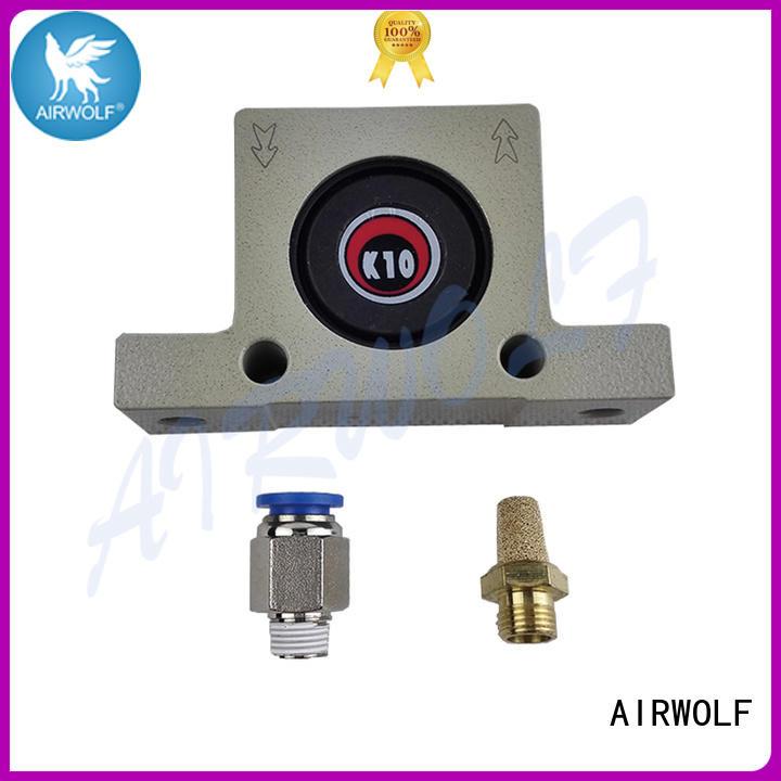AIRWOLF gt series pneumatic vibration equipment black for sale