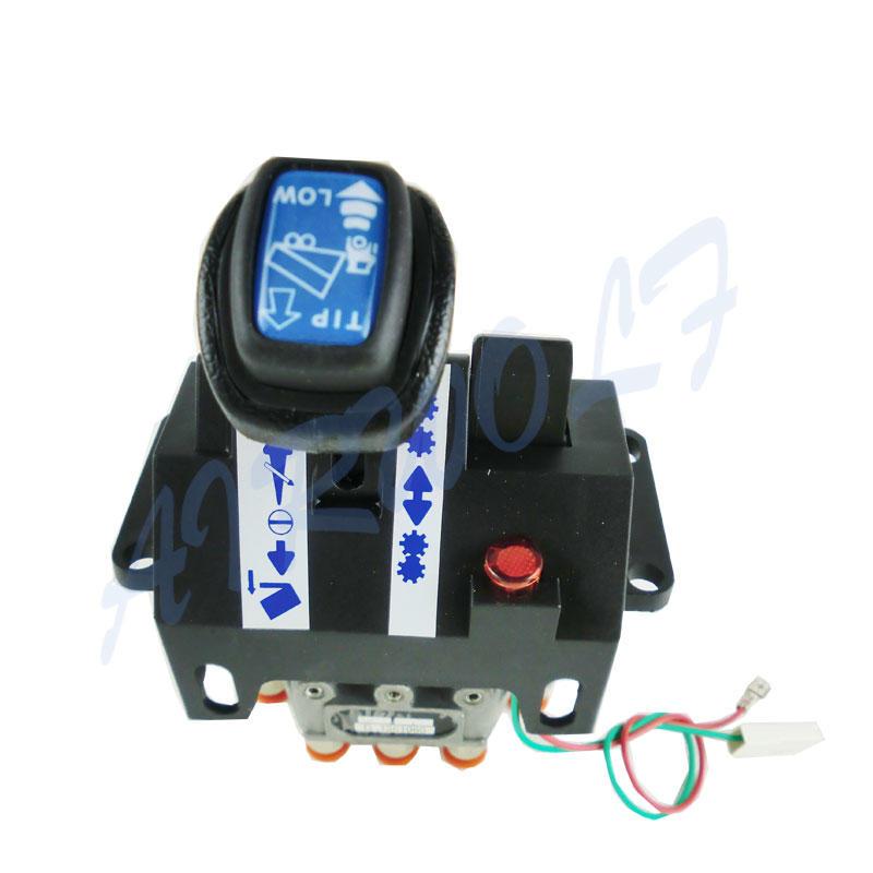 mechanical hydraulic dump valve proportional mechanical force AIRWOLF-3