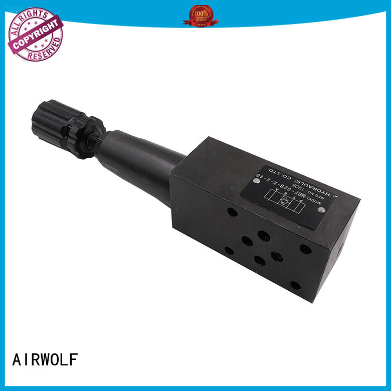 AIRWOLF cheap hydraulic valve bulk production for water opening