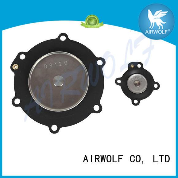 AIRWOLF high quality diaphragm valve repair bush electronics industry