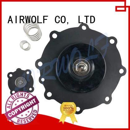 AIRWOLF high quality diaphragm valve repair air textile industry