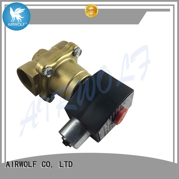 solenoid valves high-quality way direction system