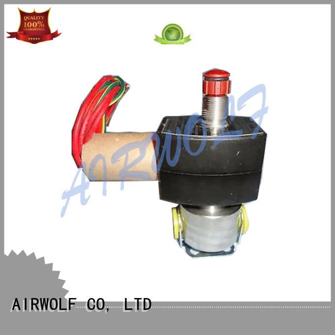 AIRWOLF hot-sale solenoid valves spool liquid pipe