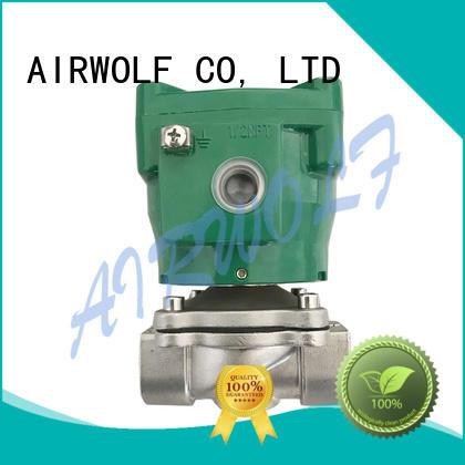 AIRWOLF aluminium alloy solenoid valves body switch control
