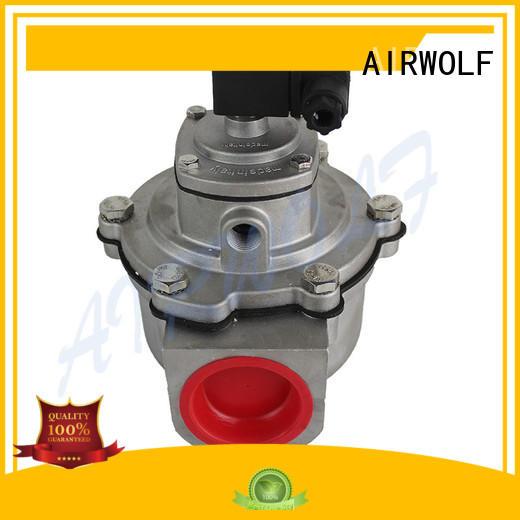 AIRWOLF aluminum alloy pulse motor valve wholesale dust blowout