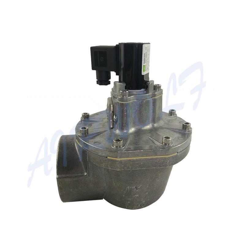 AIRWOLF aluminum alloy pulse jet valve design wholesale air pack installation-2