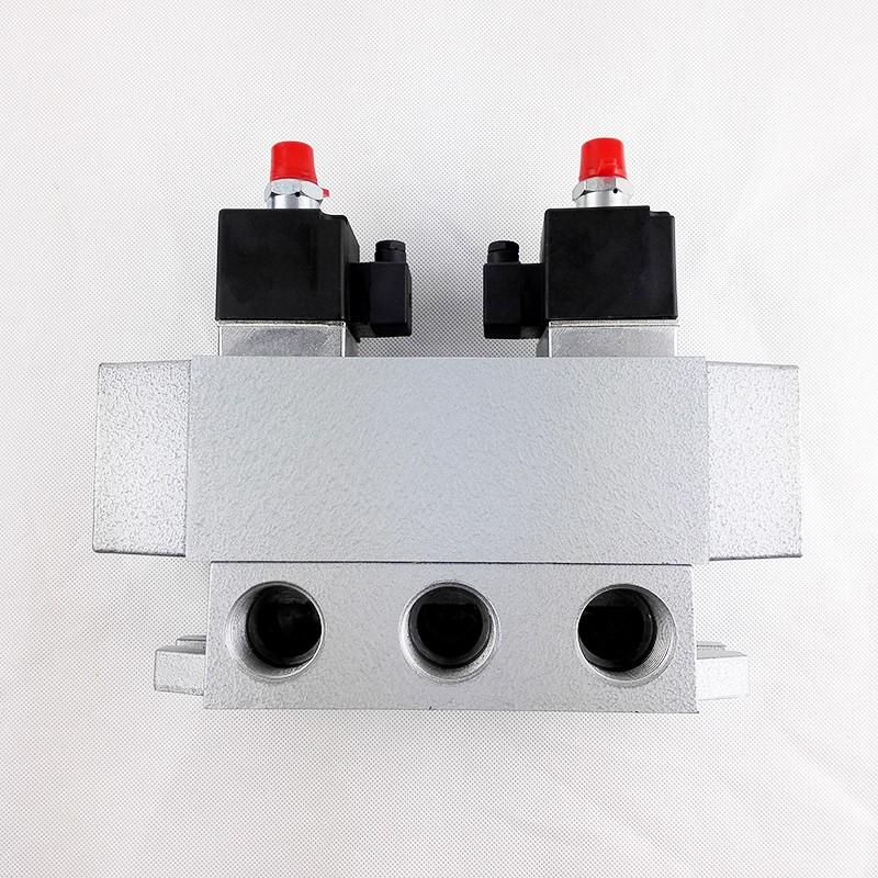 AIRWOLF hot-sale single solenoid valve single pilot for gas pipelines-2