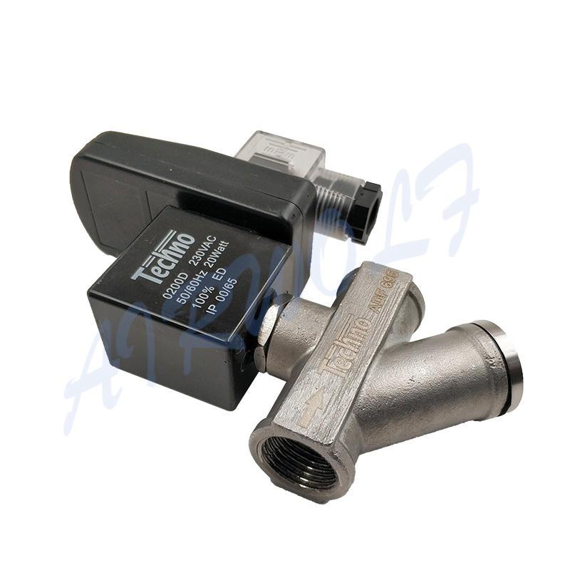 AIRWOLF OEM solenoid water control valve pressure timer gas pipe-3