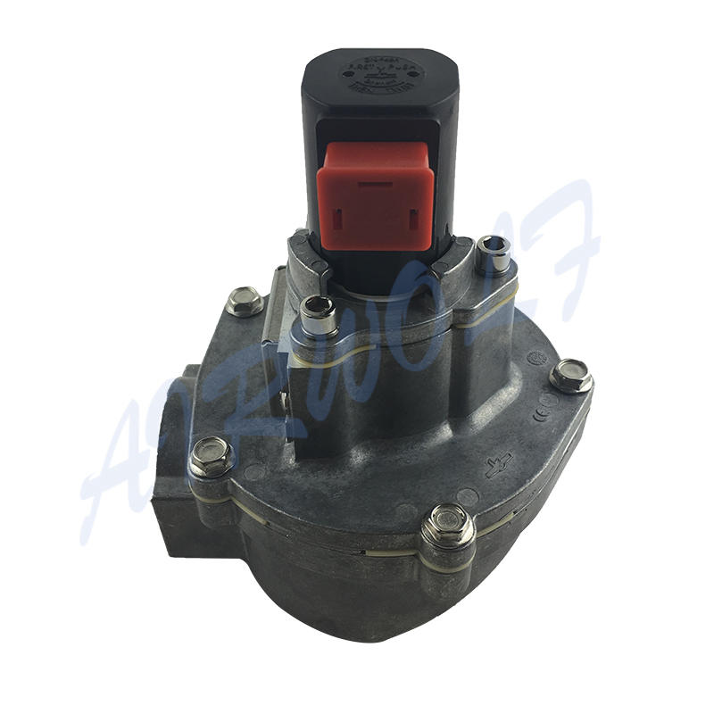 ODM pulse valve function aluminum alloy custom air pack installation-2