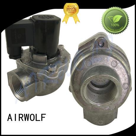 fully pulse jet valve design aluminum alloy custom at sale