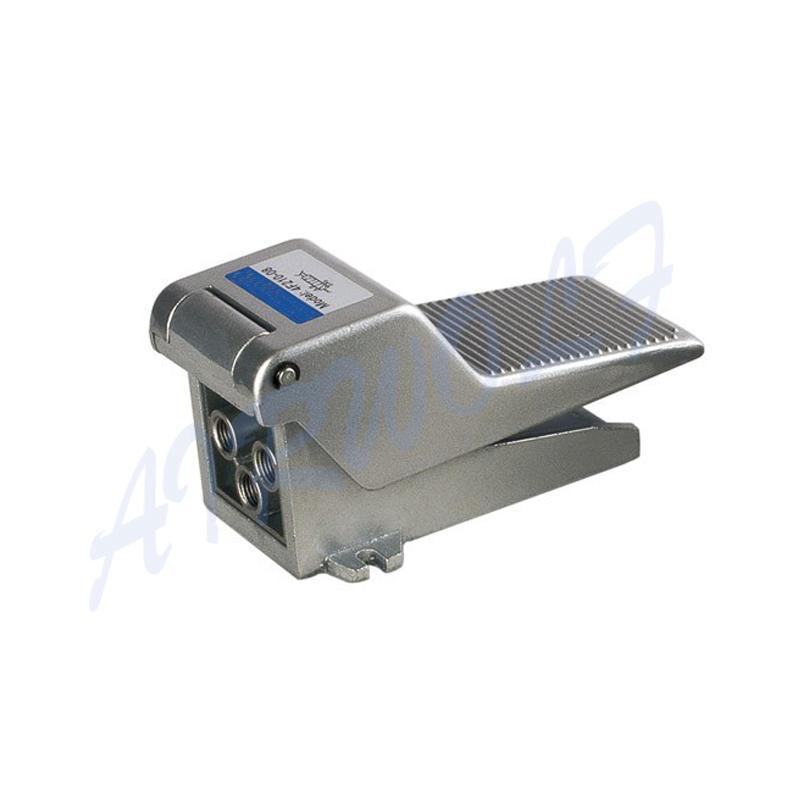 slide pneumatic push pull valve flow bulk production AIRWOLF-1
