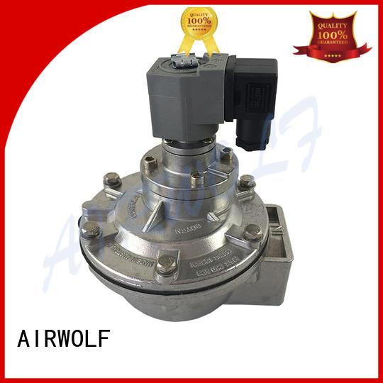 aluminum alloy pulse jet valve design wholesale air pack installation AIRWOLF