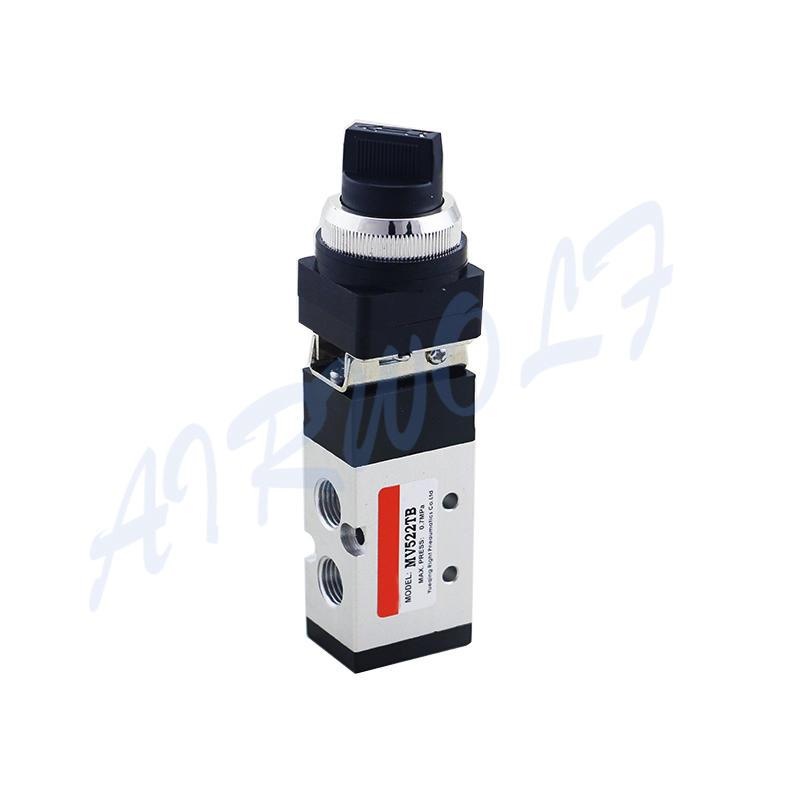 custom pneumatic manual control valve high quality at discount AIRWOLF-1