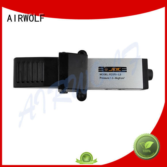 pneumatic manual control valve cheapest price at discount AIRWOLF