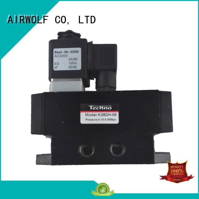 OEM single solenoid valve hot-sale magnetic direction system