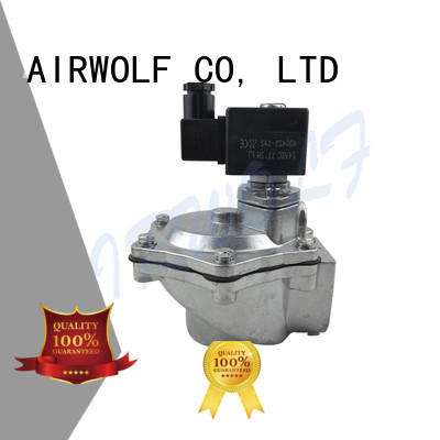 AIRWOLF Brand insert removal closed air pulse valve manufacture