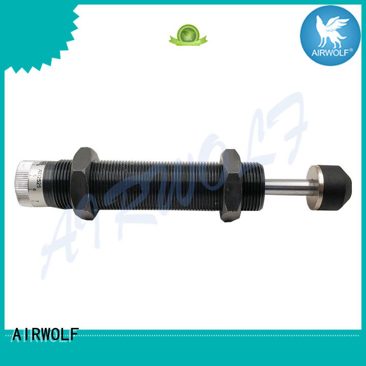 coupled air cylinder non-adjustable free delivery energy compressed