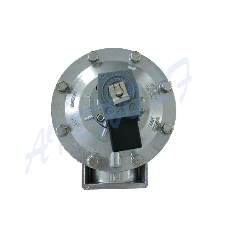 Goyen Type Pulse Valve Aluminum Alloy CA62T 2-1/2 Inch Right Angle-3