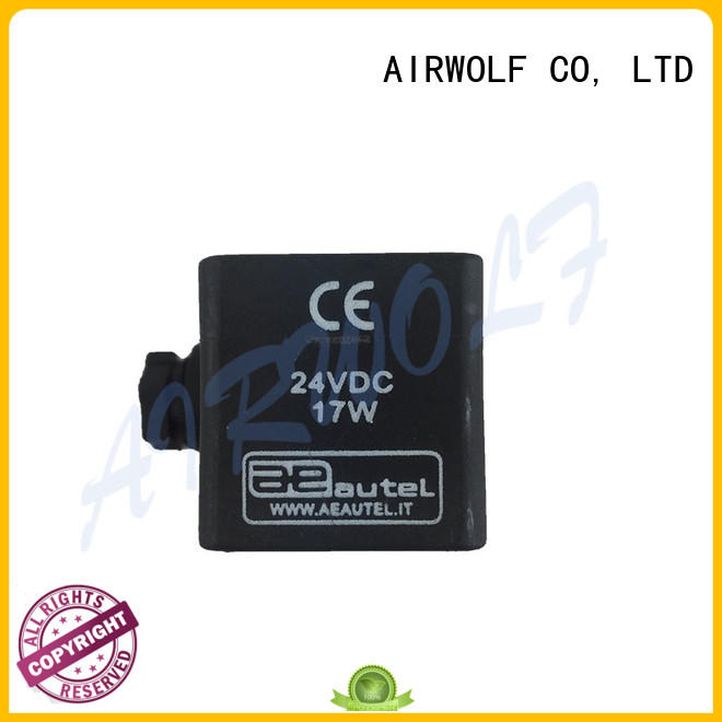 Autel type solenoid valve coil All the type Black AC220V