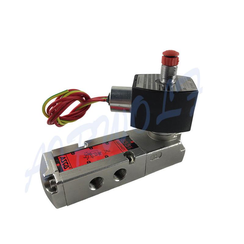 AIRWOLF ODM single solenoid valve way adjustable system-1